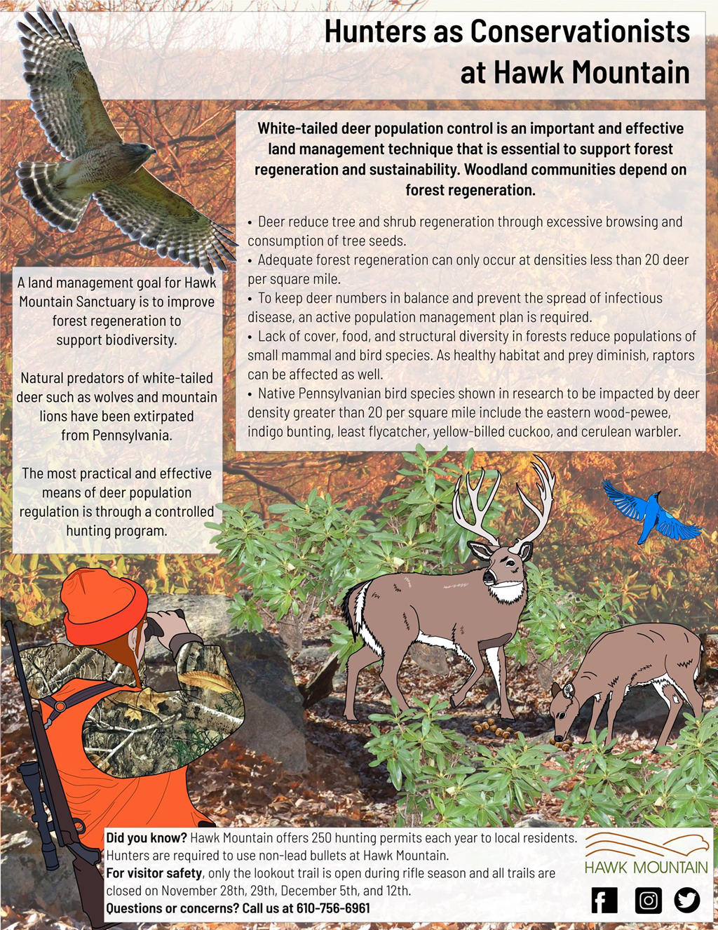 Hunters as Conservationists Flyer
