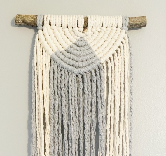 Macrame Wall Hanging Example